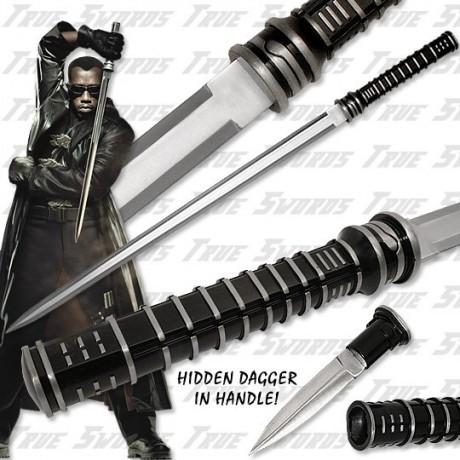 Как сделать sword blade